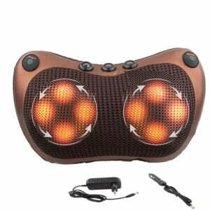 Electric Relaxation Massage Pillow Beauty & Health 10