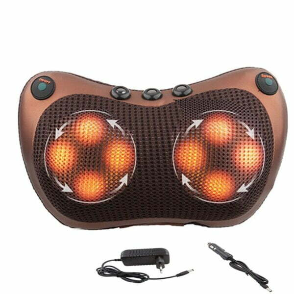 Electric Relaxation Massage Pillow Beauty & Health 4