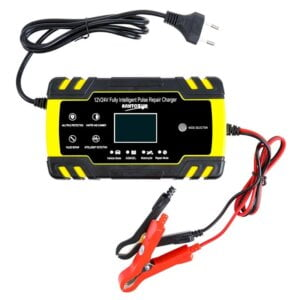 Universal Car Battery Charger with Pulse Repair Automobiles & Motorcycles