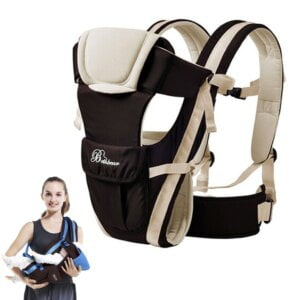 4 in 1 Baby's Breathable Front Carrier Activity & Gear 5