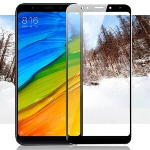 Full Cover White and Black Protective Film for Xiaomi Mobile Phone Accessories