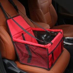 Foldable Car Pet Carrier Cats & Dogs Products