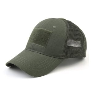 Men's Breathing Camouflage Army Cap Hats & Caps 2