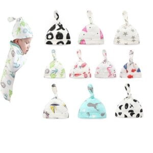 Baby's Patterned Cotton Hat Baby & Kid Clothing & Accessories