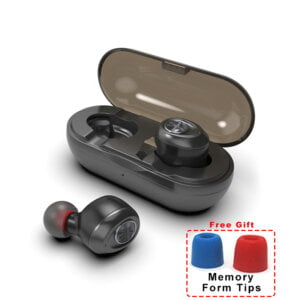 Wireless Bluetooth 5 Earbuds Consumer Electronics