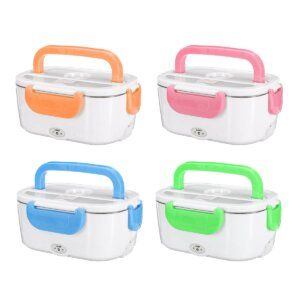 Portable Electric Heated Lunchbox Kitchen 9