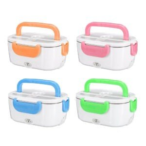 Portable Electric Heated Lunchbox Kitchen